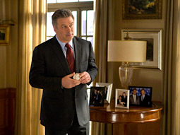 NBC MOVING UP: '30 Rock' is one of networks' many shows to jump in Optimedia ratings.