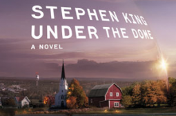 One of Amazon's video plays: Tying up with CBS on Stephen King's 'Under the Dome'