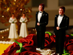 Wedding planners hope that gay marriages in California will eventually become a profitable piece of the business.