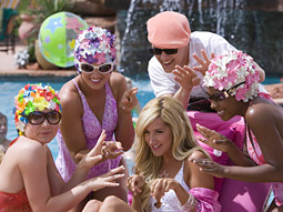 Disney's ratings soared the week 'High School Musical 2' made its debut.