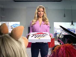 SIMPSON: Pizza Hut ads have been uninspired and featured B-listers.