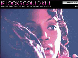 Toyota's 'If Looks Could Kill' interactive site will target African-American women.
