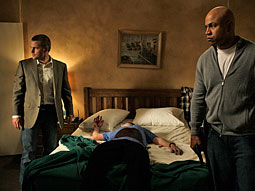 'NCIS: LOS ANGELES': Gets a Tuesday slot.