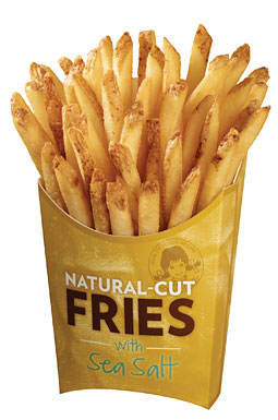 Consumers have generally perceived the new fries in a positive light.
