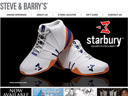 Exclusive deals: Stephon Marbury is one of many with a line at the chain.