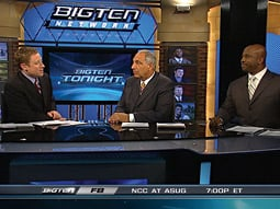 Big Ten Network wants placement on basic cable and $1 per month per customer from cable providers.