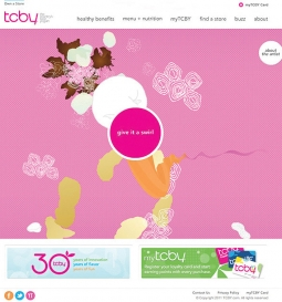 The work: Bringing TCBY back from the brink.