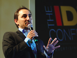 David Droga unveiled The Million project at Idea Conference last Thursday.