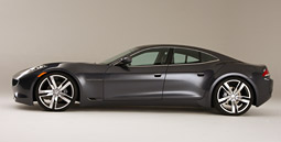 Power of Karma: Fisker model also has a gas engine.