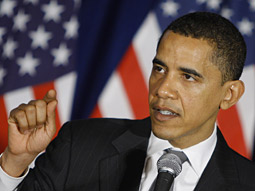 Obama has financial lead: 'It's huge and going to get bigger,' Murphy said.
