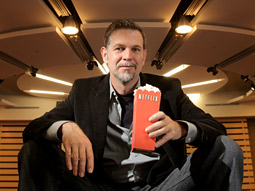Reed Hastings: Netflix CEO describes his company's philosophy: 'Harnessing the power of the community to generate better results for the individual.'