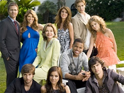 The CW said the premiere episode of '90210' reached an average of 4.9 million viewers for the program's two-hour telecast.