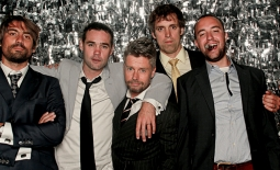 Mistress partners (l.) Christian Jacobsen, Damien Eley, Jens Stoelken, Scott Harris and Blake E. Marquis