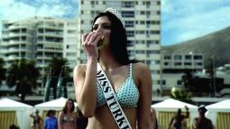 Hardees Miss Turkey poster