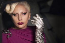 Lady Gaga as the Countess on 'American Horror Story: Hotel.'