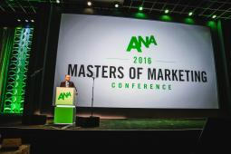 ANA Masters of Marketing: 10/21 - Opening Remarks with Bob Liodice