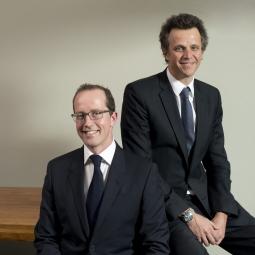Guy Wieynk and Arthur Sadoun