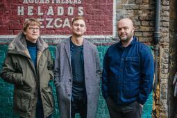 Ben Gough, Jordan Dale and David Billing