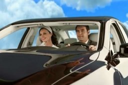 Scene from Acura online campaign created in conjunction with Jerry Seinfeld.