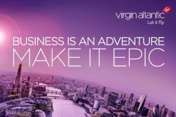 Virgin Atlantic ad
