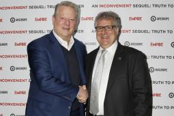 Al Gore and Matt Scheckner