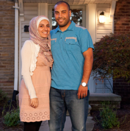 The Aoude family from 'All-American Muslim' on TLC