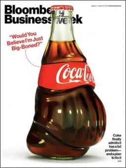 Businessweek is part of Bloomberg Media, which is restructuring its ad-sales force.