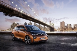 The BMW i3 Electric Vehicle