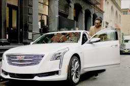 Book by Cadillac lets drivers switch vehicles on a whim for a monthly fee.
