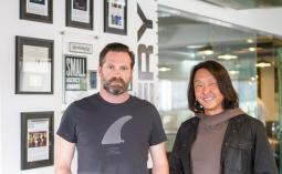 Scott Brown and Raymond Hwang