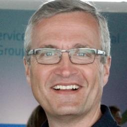 Bert Pijls, customer services director, Briitish Gas