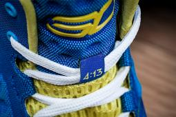 4:13 is a reference to Mr. Curry's favorite Bible verse