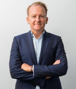 Brad Jakeman, president of PepsiCo's global beverage group