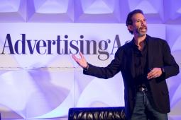 Lee Applbaum, Patron's Global Chief Marketing Officer, speaking at Ad Age's 2016 Brand Summit in Los Angeles.