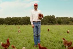 Vital Farms Bullsh*t Free campaign
