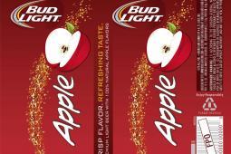 Bud Light Apple is coming.