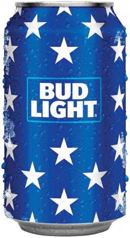 Bud Light summer packaging