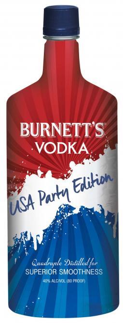 Burnett's Vodka
