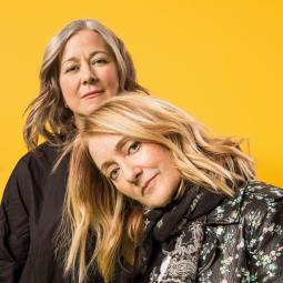 Wieden & Kennedy's co-global chief creative officers Colleen DeCourcy and Susan Hoffman, photographed for the Ad Age A-List.