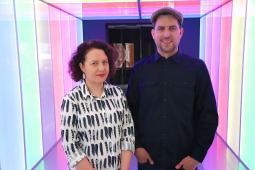Cathy Hutton and Simon Wakeman of Karmarama