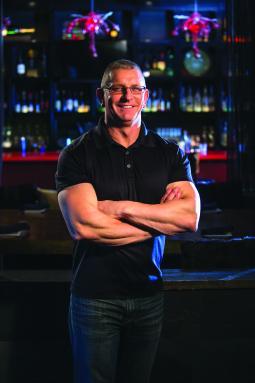 Chef Robert Irvine, star of 'Restaurant: Impossible,' is a Sysco brand ambassador.