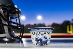 Chobani and football