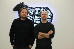 Chris Lawson and Pablo Gonzalez De La Peña