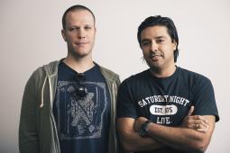 Mark Schöller and Chris Moreira
