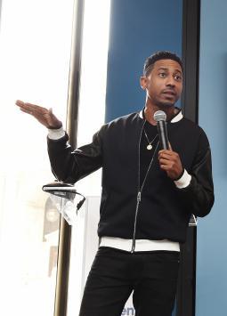 'Comedians of L.A.' star Brandon T. Jackson