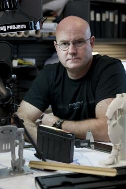 Colin Baden, Oakley CEO