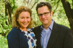 Kori and Chad Crow, Founders of Austin-based political consulting firm KC Strategies