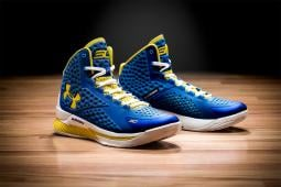 Under Armour's Curry One