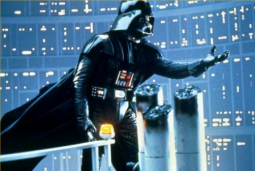 A movie with the real Darth Vader, of course, is going to sell tickets regardless.