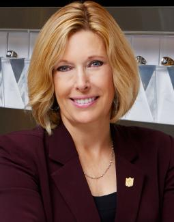 NFL Chief Marketing Officer Dawn Hudson